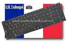Clavier Français Original Toshiba Satellite S50-A S50T-A Série Rétro-éclairé