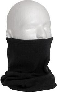 Polar Fleece Military Neck Gaiter Warmer Cold Weather Cover Scarf Guard Neckwear