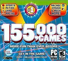 155,000 Games, New Windows XP, Windows Vista, Windo Video Games