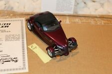 B104 Danbury Mint 1997 Plymouth Prowler 1:24 Purple, Title