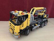 LEGO Technic Truck mit Hebebühne (8292)