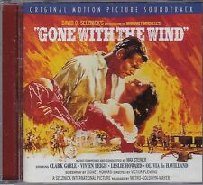 GONE WITH THE WIND - ORIGINAL MOTION PICTURE SOUNDTRACK - CD