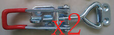 Over Centre Latch Toggle Fastener Catch Lock SMALL Trailer Toolbox