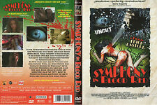 SYMPHONY IN BLOOD RED - Uncut Version - Giallo -