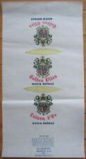 1940s 'Gulden Vlies' Margarine/Butter Labels/Wrappers - 34 PIECES