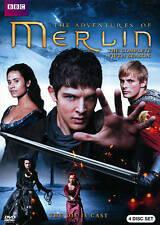 Merlin: Season 5 [Blu-ray] DVD, Tom Hopper,Rupert Young,Alexander Vlahos,Anthony