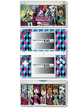 Monster High Vinyl Skin Sticker for Nintendo DS Lite