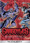 Gargoyles Season 2, Volume 1: We Live Again ~ NEW Unopened DVD