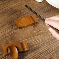 Kitchen Accessories Creative Wooden Chopsticks Holder Chopsticks Spoon Pillow G
