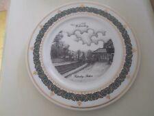 HELMSLEY STATION  Plate Ltd Edition Plate No 26 Gerald Swan Decor Art 1995