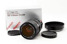 Mamiya Sekor Zoom C 55-100mm f/4.5N 645PRO LENS film camera made in Japan