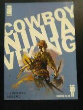 Image Comics Cowboy Ninja Viking #1 Comic Book