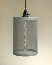 Mesh Pendant Lamp  (1) by Colonial Tin Works