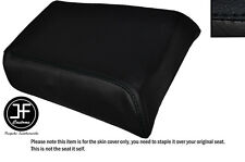 BLACK VINYL CUSTOM FITS GILERA MX1 125 REAR LEATHER SEAT COVER ONLY