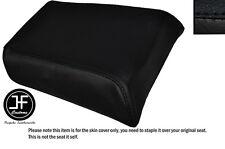 Vinilo Negro Personalizado se ajusta Gilera MX1 125 Trasero De Cuero Cubierta de asiento solamente