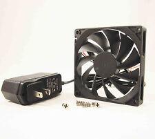 92mm 15mm New AC Fan 110V 115V 120V AC Cooling Kit Ball Bearing Cabinet 1317*