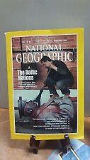 National Geographic Magazine Nat Geo November 1990(NG28)
