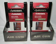 2 Husky Add-a-hooks For Tool Belts Pouches . for Air Guns & Other Tools