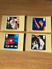 Royal Mail Stamp Post Cards PHQ 135 Sport 91 1991 Set