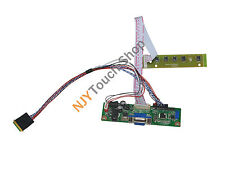 VGA LCD Controller Board Work for LTN156AT05 LTN156AT15 LTN156AT24 LCD Panel