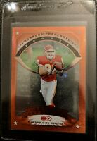 1997 DONRUSS PREFERRED #102 TONY GONZALEZ ROOKIE CARD KANSAS CITY CHIEFS HOF GEM