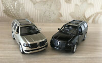 1:46 LINCOLN Navigator SUV Alloy Car Model Pull Back Vehicles Kids Boys Toy