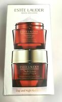 Estee Lauder Nutritious Vitality8 Radiant Day AND Night Radiance 1.7oz ea