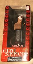 KISS Collectible Statue Bust Gene Simmons The Demon McFarlane NEW Sealed