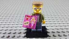 LEGO #71009 Minifigure Simpsons Series 2 Waylon Smithers Brand New in Bag