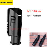 "Nitecore NTH10 Tactical Hard Case Pouch Holster for 1"" Flashlight w/ 25.4mm DIA"