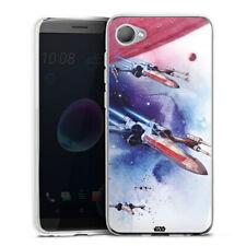 HTC Desire 12 Silikon Hülle Case handyhülle - X-Wing