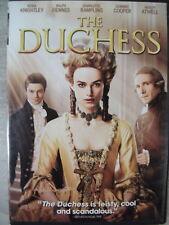 The Duchess (DVD, 2008) Keira Knightley/Ralph Fiennes