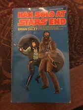 Han Solo At Star's End PB Brian Daley 1979