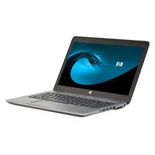HP Grade B Elitebook 840 G1 Ultrabook Laptop Intel Core i5 4GB 320GB Windows 10