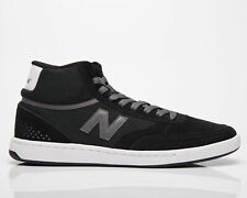 New balance numérico 440 Alta Para hombres Zapatos Zapatillas De Estilo Skate Negro Gris