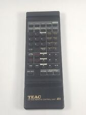 TEAC UR-405 Remote Control for AGV3050, 9A04979400, AGV8050 Works Good