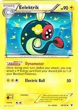 2x Eelektrik - 40/101 - Uncommon Electic Pokemon NM Noble Victories