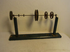Antique German Steam Engine Transmission #BS
