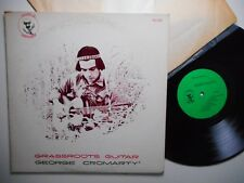 george cromarty  grassroots guitar   Thistle Records   TH 731