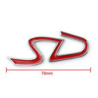 Neu 1X Emblem Abzeichen Aufkleber Decal SD für MINI COOPER S ONE CLUBMAN T4