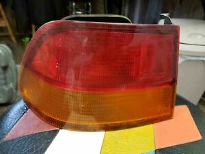 :: Tail Light Assembly HONDA CIVIC Left 96 97 98 99 00 :: DRIVER SIDE OEM