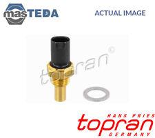 TOPRAN COOLANT TEMPERATURE SENSOR GAUGE 401 498 G NEW OE REPLACEMENT