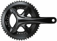 Shimano 105 FC-RS510 Crankset 11 Speed 110 Asymmetric BCD Hollowtech II Spindle
