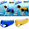 Heatstroke Prevention Lightweight Pet Coat Dog Jacket Summer Cooling Anti-heat~
