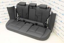 BMW F34 GT Hintersitze Sportsitze Sitze Seats Leder Leather DAKOTA SCHWARZ