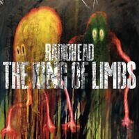 RADIOHEAD - THE KING OF LIMBS   VINYL LP NEW!