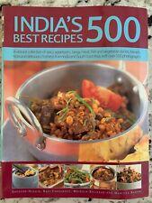 India's 500 best recipes - cookbook