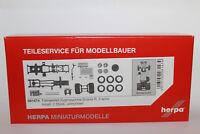 Herpa 081474  Zugmaschinen-Fahrgestell Scania  R 2-achs  1:87 NEU in OVP