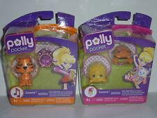 2 x mattel Polly Pocket t3548 2er Pack cutants amigas Friends amies nuevo embalaje original