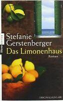 Das Limonenhaus: Roman von Gerstenberger, Stefanie | Buch | Zustand gut